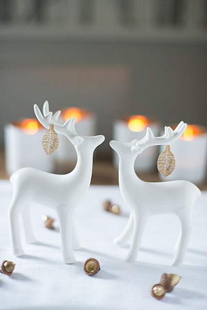 Mesa de navidad en Anabel art-home