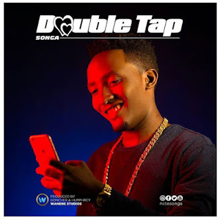 SONGA - DOUBLE TAP Audio Art Work