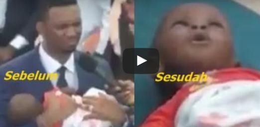 Video... Anak ini sudah meninggal sehari, Bangkit kembali setelah minta bantuan YESUS