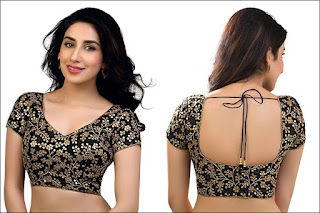Blouse For Diwali - Best Blouse Design For Diwali Festival