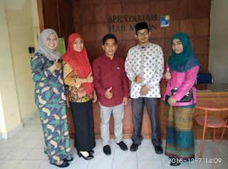 Evaluasi dan supervisi ketua Jurusan Perbankan Syariah Dalam pelaksanaan Magang Mahasiswa Di BPRS Haji Miskin