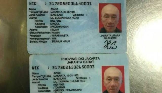 Heboh KTP Ganda, Pemilik Heran Kok Bisa Foto KTPnya Tersebar. Padahal..
