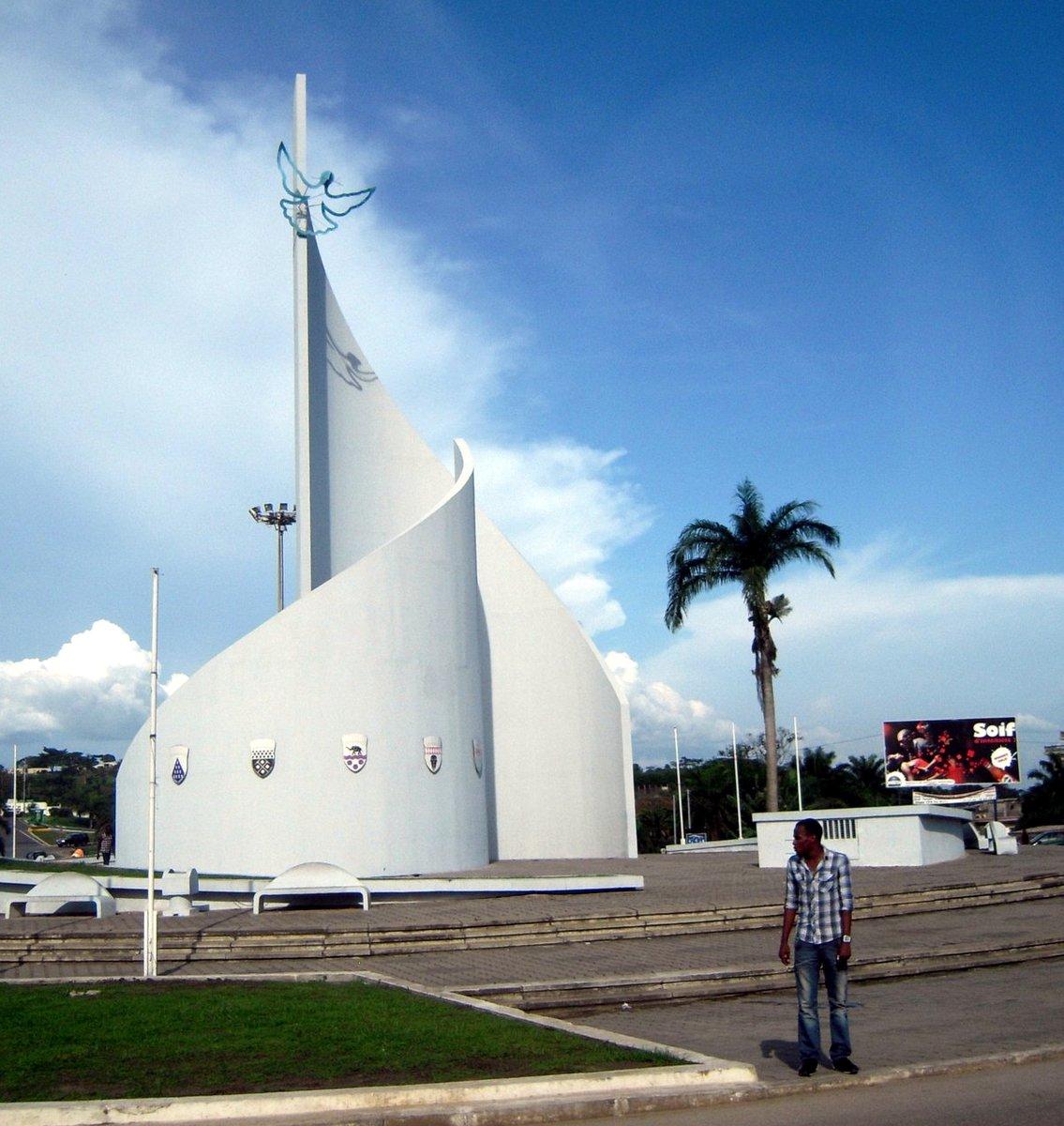 Viaggi E Pensieri: Libreville: Boulevard Triomphal