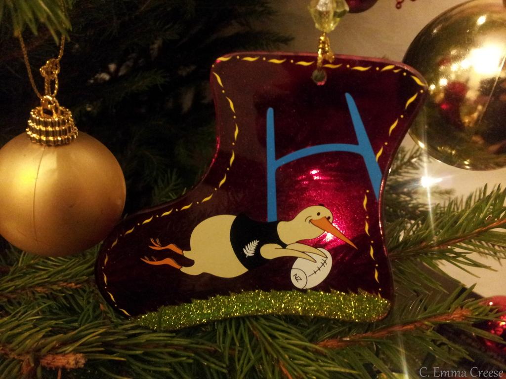 Oh Christmas Tree, Oh Christmas Tree - Adventures of a London Kiwi