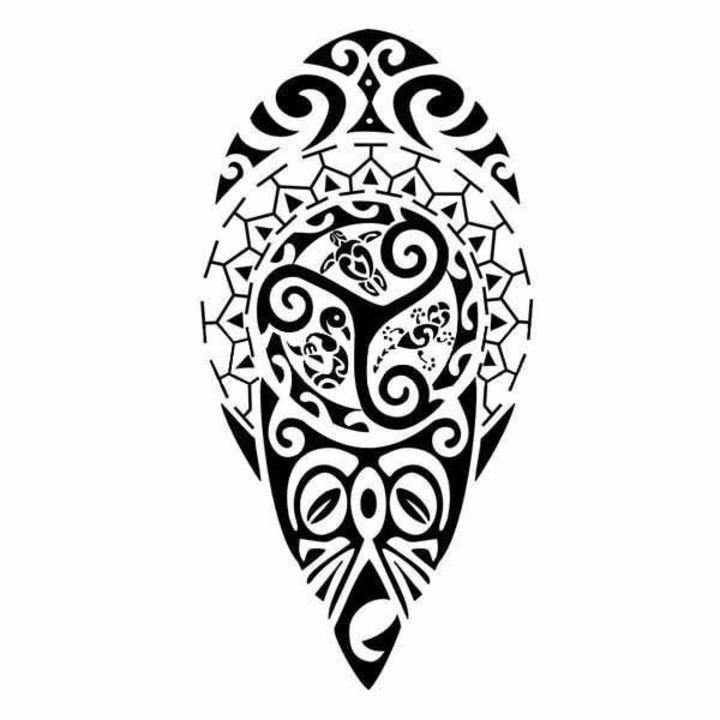 Tatuajes Maories Y Significado Stunning Good Los Tatuajes