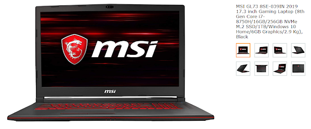 Buy Top Gaming Laptops Online | Less Price OFFERS