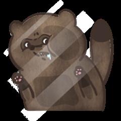 Dark Roasted Raccoon