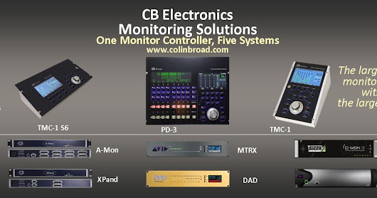 The TMC-1 Monitor Controller Remote Evolution