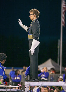 Marching Knights Named Best-In-Class at 2017 Beauregard Invitational 1