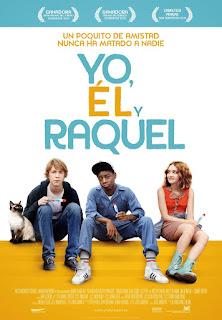 Cartel: Yo, él y Raquel (2015)