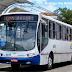 O ônibus ex-articulado da empresa Conceição
