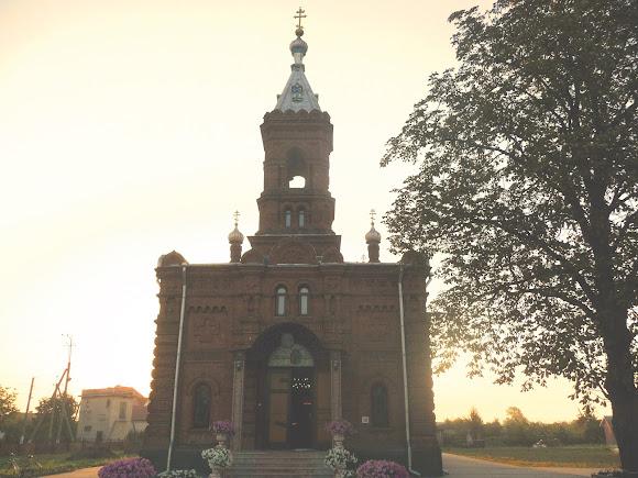 Маршинці. Свято-Миколаївська церква