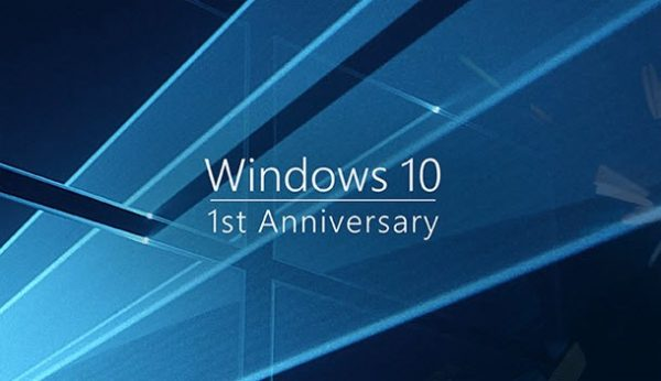Windows 10 Version 1607
