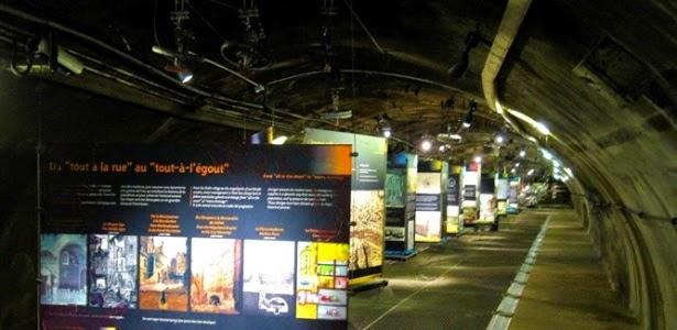 Museu dos Esgostos em Paris | França