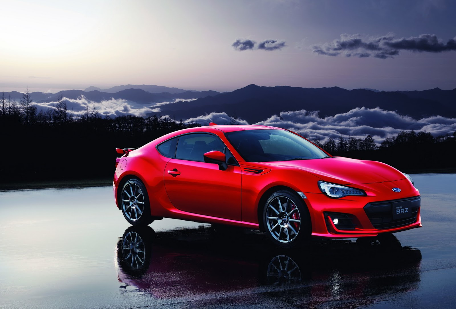 Japan Gets 2017 Subaru Brz Gt Range Topper Carscoops Com