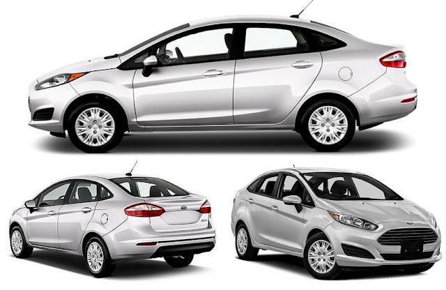 Kereta Compact Sedan Popular di Malaysia - Ford Fiesta Sedan