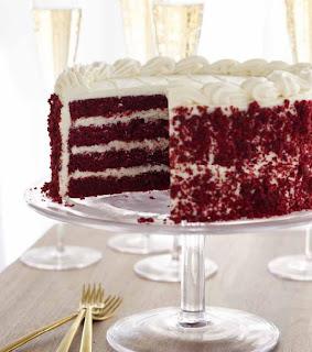 Juniors Chocolate Fudge Layer Cake