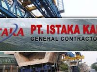 PT Istaka Karya (Persero) - Recruitment For Fresh Graduate Management Trainee ISTAKA October 2018