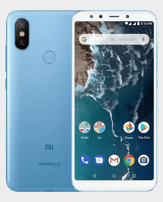 Xiaomi Mi A2 Launched Price In India Exclusive - Rs.1_,999  - Mi A2 India Price