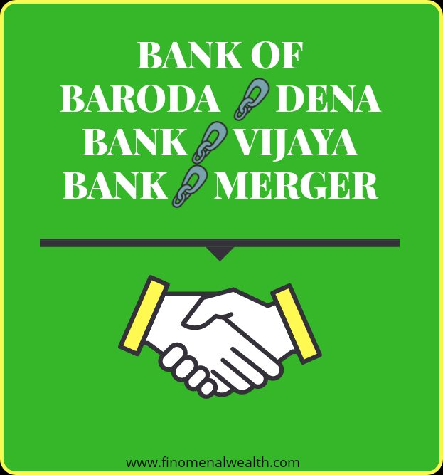 The Merger Of Bank Of Baroda, Dena Bank And Vijaya Bank.