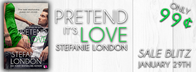 Sale Alert: Pretend It's Mine by Stefanie London