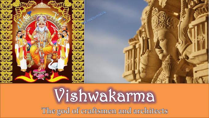 Vishwakarma - The god of Flying Crafts and Architects