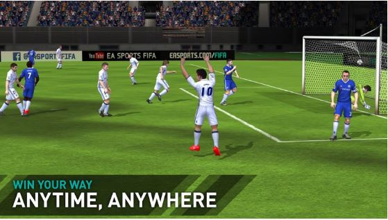 FIFA Mobile Football Apk5