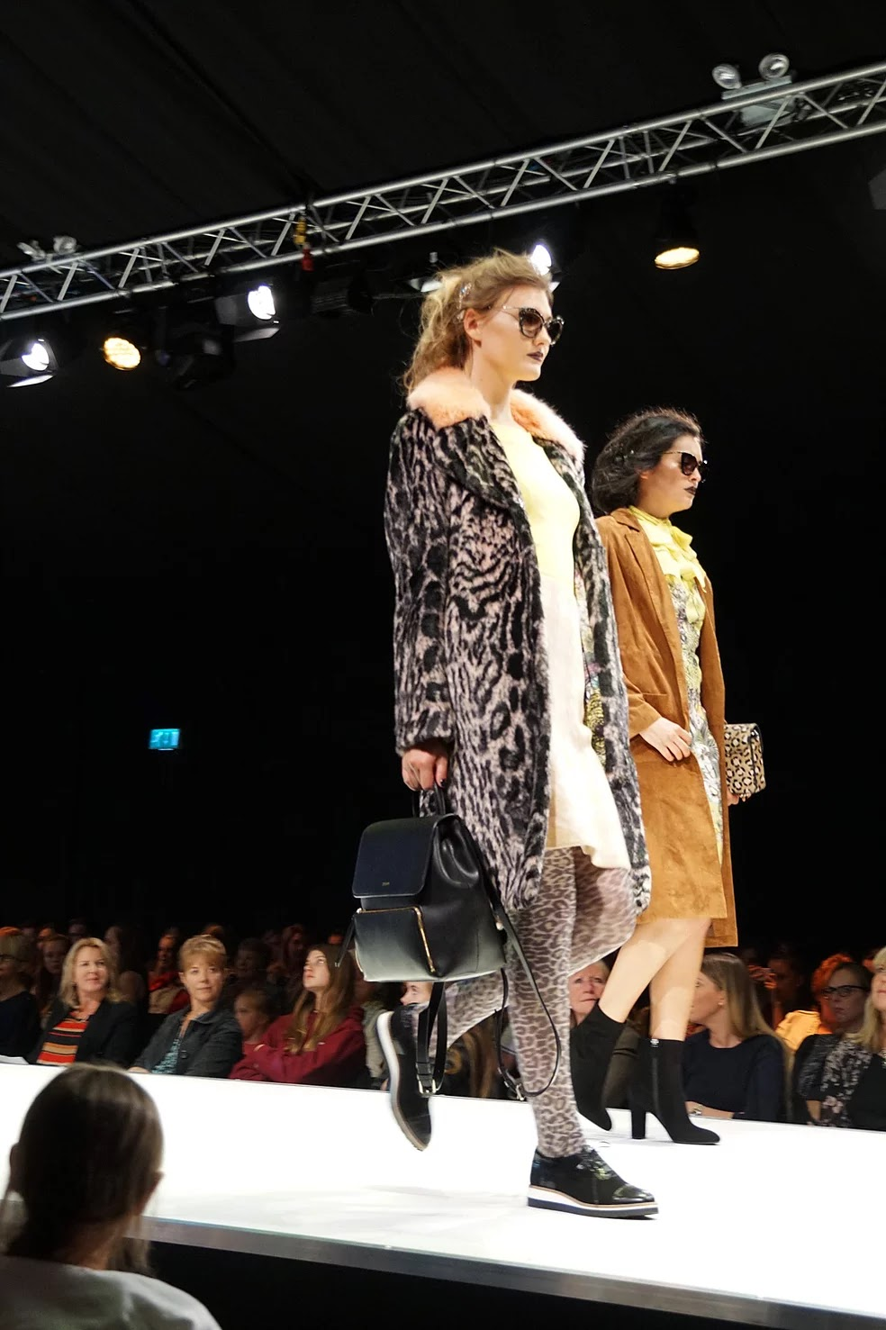 Bristol Fashion Week AW16 fashion trend - animal