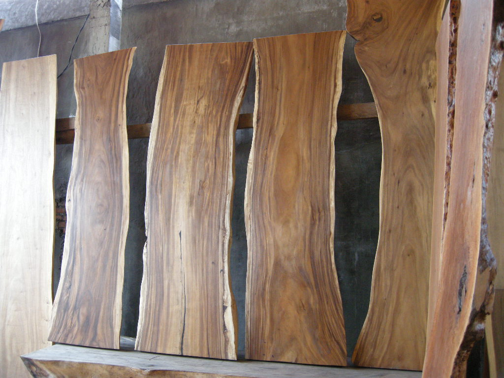 Indogemstone Large Wood Slabs