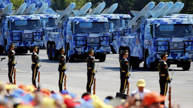 ¿Por qué los misiles hipersónicos de China preocupan a EEUU?