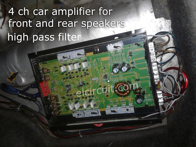 car audio setup sq
