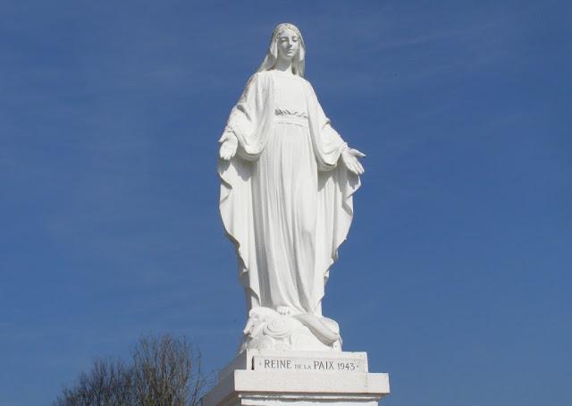 Vierge Marie Madone de Boisset /©Défrade