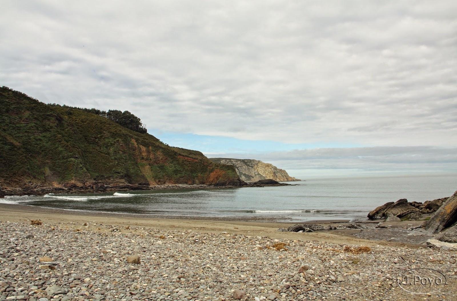 Playa de Bahinas, Asturias