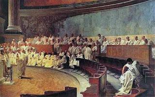 Senado romano de Bizancio