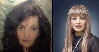 وفاة والدة الفنانة ليلى علوي..  نيفين علوى الشهيرة بـ ستيلا