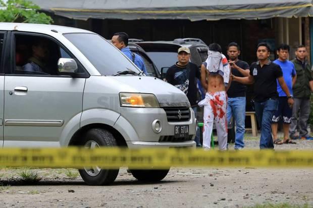 Aneh Dan Mencurigakan, Pelaku Percobaan Bom Di Gereja Malah Tinggalkan Bukti KTP