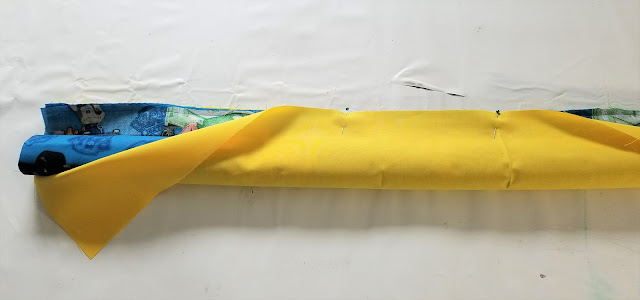 Create a Custom Pillowcase Using the Burrito Method