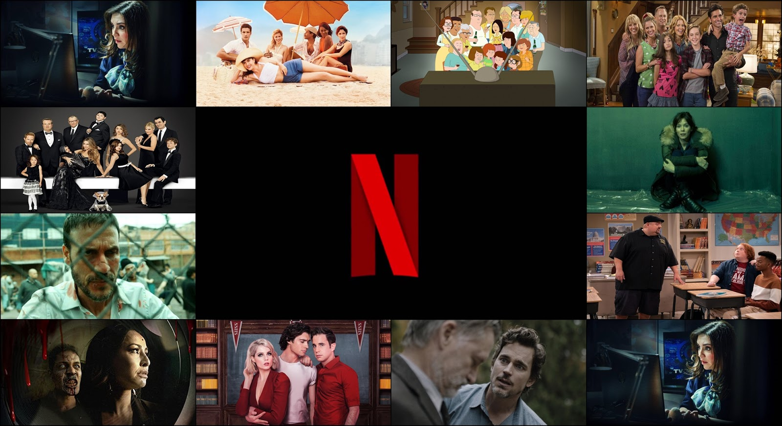 Séries e Reality Shows que chegam em Junho na Netflix
