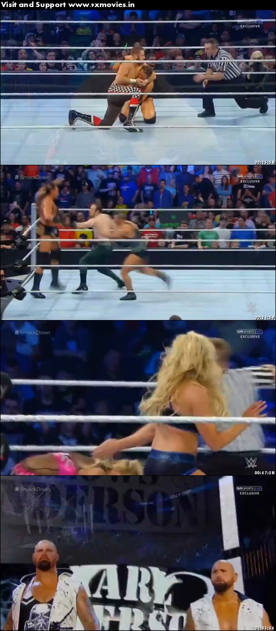WWE Thursday Night Smackdown 05 May 2016 HDTV 480p