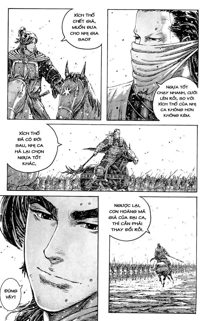 Hỏa phụng liêu nguyên Chương 373: Nhược tướng tàn binh [Remake] trang 20