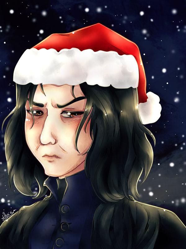 Santa Snape - Santa Rogue