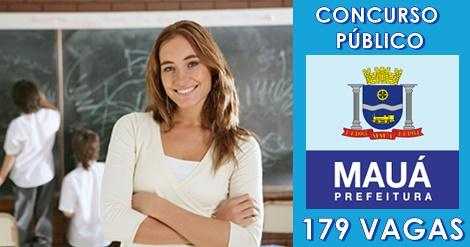 Apostila Concurso Prefeitura de Mauá 2016 Professor