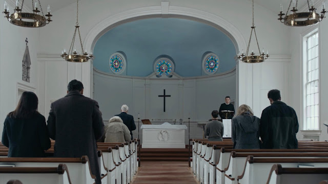 Ethan Hawke Amanda Seyfried Paul Schrader | First Reformed