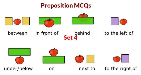 english prepositions online quiz