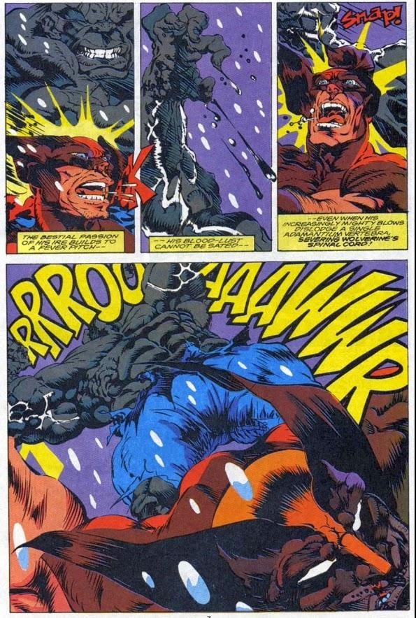 Tokoh Komik Avengers Amerika, Hulk
