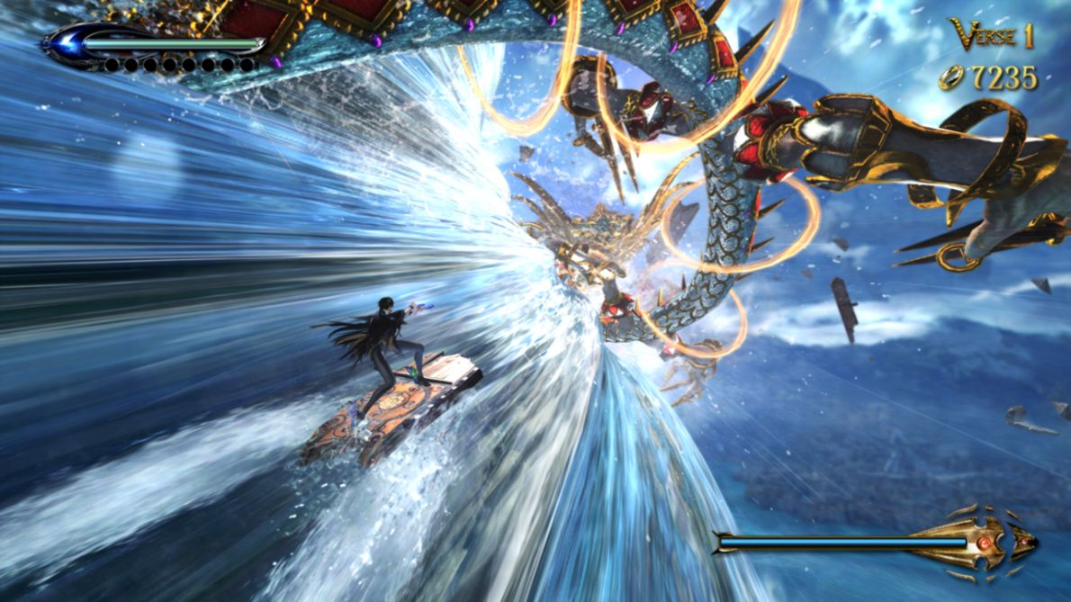 Bayonetta 2 review A leading lady worth rooting for Ars Technica