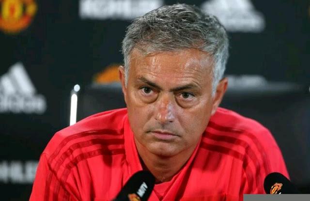Jose Mourinho Press Conference Ahead Of Tottenham Hotspur