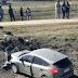 VILLA ÁNGELA - RUTA 95: MUERE UNA BEBA DE 7 MESES TRAS UN ACCIDENTE AUTOMOVILÍSTICO