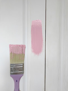 Como pintar una puerta de color. www.soyunmix.com