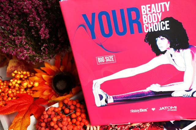 Your Beauty Body Choice by ShinyBox & Jatomi Fitness - pudełko PETARDA!!!